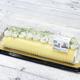 コストコの大型ロールケーキ『抹茶&クランベリー』はほろにが系のおとなスイーツ