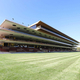 コロナの影響があったフランスのパリロンシャン競馬場