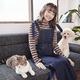 ペットと飼い主双方の視点を織り込んだ、好対照な主題歌に! 大橋彩香「犬と猫と彩香」リリースインタビュー