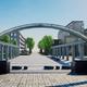 フォートナイトで再現した小金井キャンパス東門