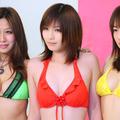 左から、いとうあこ、京本有加、長尾麻由(シャイニングウィル)
