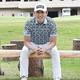 渋野日向子を支える青木翔氏は、'12年にゴルフアカデミーを設立。ツアープロやジュニアゴルファーの指導をしている