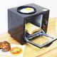 目玉焼きも同時に作れる!パンと同時調理「目玉焼きトースター」