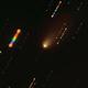 欧州南天天文台(ESO)の超大型望遠鏡が2019年に捉えた太陽付近を通過するボリソフ彗星の画像。ESO提供(2021年3月30日提供)。(c)AFP PHOTO EUROPEAN SOUTHERN OBSERVATORY / O.HAINAUT