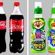 北朝鮮、コカ・コーラやポロロ清涼飲料水まで盗作