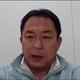 日本サッカー協会の反町康治技術委員長(オンライン会議アプリ『Zoom』のスクリーンショット)
