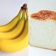 食パンとバナナがケーキに?(画像はイメージ)
