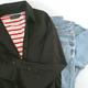週4使えるGU黒ロングシャツチュニックが神…♡晩夏に着たい印象別4Style