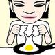 卵の殻の小さなかけらが入ってしまったら
