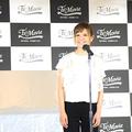 TV&MOVIE 10min ミネラルファンデ デビュー記者発表会 藤田 真