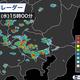 東京・練馬で1時間30mm超を観測 夕方までゲリラ豪雨に注意