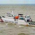中国沿岸警備隊船舶パトロール:釣魚島沖の領海
