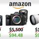 Amazonが誤って140万円のカメラレンズを1万円で販売、キャンセルなしで実際に配送が行われる
