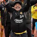 アルゼンチンでの監督復帰が決まったマラドーナに、かつての恩師
