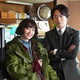 4月スタートの新日曜ドラマ『ネメシス』に主演する広瀬すず、櫻井翔 (C)日本テレビ