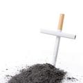 長期間たばこを吸ったことにより肺がんになったとして、元喫煙者