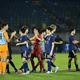 2連勝で9月シリーズを終えた日本。ワールドカップアジア2次予選も白星スタートに成功した。写真:金子拓弥(サッカーダイジェスト写真部)