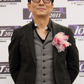 俳優の水谷豊(芸能界部門で選出)
