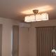 温かな空間に早変わり!まるでホテルのような居心地へ『Dente flat4 ceiling lamp デンテ フラット4 シーリングランプ』