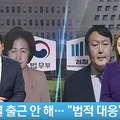 出勤しない尹錫悦(ユン・ソギョル)検事総長、法的対応」