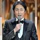 昨年のJリーグアウォーズでは総合司会を務めた矢部浩之さん。写真:金子拓弥(サッカーダイジェスト写真部)