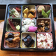 「yu海」の、yu海御膳(750円)。内容は日替りだが、人気のおかずが少しずつ入っている