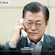 27日、韓国・朝鮮日報は、茂木敏充外相とブリンケン国務長官が初の電話会談を行ったことを伝え、「またも日本が韓国より一足早かった」と伝えた。写真は文大統領(韓国大統領府Facebookアカウントより)。