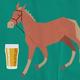 馬ふんからビールへ? 二酸化炭素の活用方法