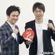 木村悠氏(左)と田口良一氏