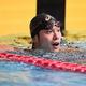 男子100メートル自由形に出場する中村克【写真:Getty Images】