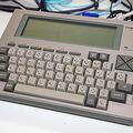 ノートパソコンの原型はコレ!「PC-8201」(アイボリーホワイト