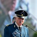 メキシコのサルバドル・シエンフエゴス国防相(当時、2016年4月1