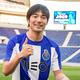 歴代のエースが身に着けていた「10」番を継承することになった中島。期待は高まるばかりだ (C) FC Porto