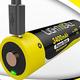乾電池としても使えるモバイルバッテリー クラウドファンディングで発売