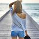お腹ぽっこり&姿勢の悪さを解決。1日5回【軽やかな美背中】に整える簡単習慣