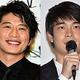 (左から)田中圭、井之脇海