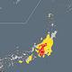 大気の状態が不安定に 23日の午後は関東や近畿などで激しい雨のおそれ