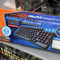 一番の売れ筋は「エレコム USB&PS/2 コンパクトフルキーボード」