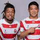 ラグビー日本代表として活躍した堀江翔太選手、坂手敦史選手