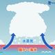 猛烈な勢力の台風19号 平年より暖かい海水がエネルギー源に