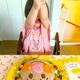 森崎友紀、娘の誕生日に作ったケーキ「家族みんなで完食しました」