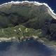 尖閣諸島で最大の島、魚釣島「国土画像情報(カラー空中写真) 国土交通省」