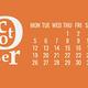 【10月の開運カレンダー】10月4日はセンスが高まる「巳の日」、副業スタートは吉!