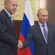 クルド勢力排除目指し協力 ロシアとトルコ首脳会談