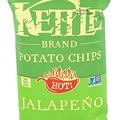 Kettle ケトルブランドハラペーニョポテトチップス 250g  並行輸
