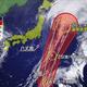 台風21号勢力を維持し北上 小笠原あす大荒れか