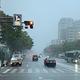 京都市で激しい雨 大阪や神戸もゲリラ雷雨に注意