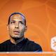 サッカーオランダ代表のビルヒル・ファン・ダイク(2020年8月31日撮影)。(c)Koen van Weel / ANP / AFP