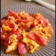 彩り鮮やかで食欲アップ!「トマト×卵」でオイスター炒めを作ろう♪
