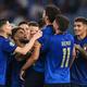 グループステージ2連勝で決勝トーナメント進出を決めたイタリア代表 photo/Getty Images